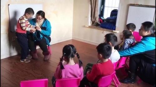 无语言幼儿的语言发展